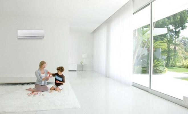 Sự cải tiến về khả năng lọc bụi của máy lạnh LG